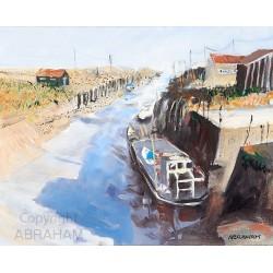 Port à Oléron